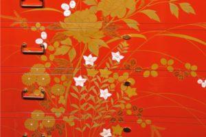京塗り蒔絵