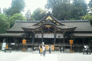 守り神 奈良 桜井市 大神大社(おおみわじんじゃ)へ