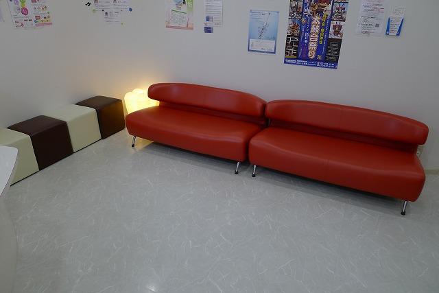 以前のソファーの配置