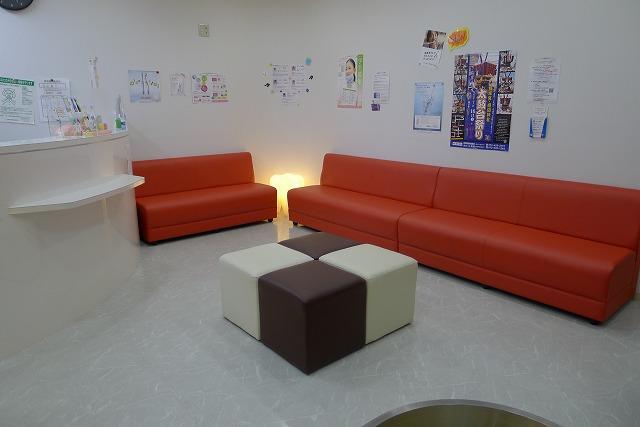 新しく納入のソファー