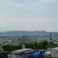 和歌山パーキングエリアからの景色1