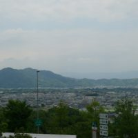 和歌山パーキングエリアからの景色2