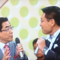 NHK徳田アナウンサーとの会話