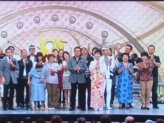 NHKのど自慢 岸和田大会 出演者