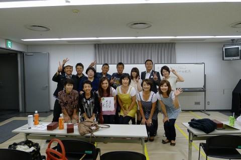 NHKのど自慢出場者記念写真