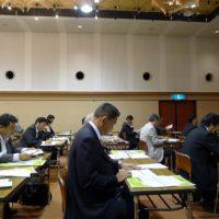 岸和田商工会議所の「ちきり会」の講演会