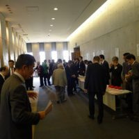 岸和田商工会議所65回商工祭記念式典受付