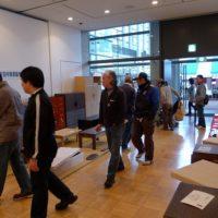 初音の家具大阪泉州桐箪笥展示風景2