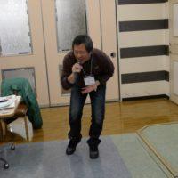 のど自慢岸和田大会出場者カラオケ忘年会28