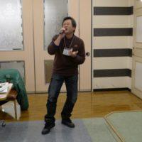 のど自慢岸和田大会出場者カラオケ忘年会55