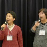 のど自慢岸和田大会出場者カラオケ忘年会38