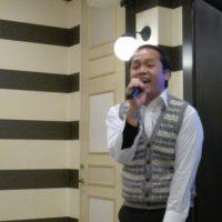 のど自慢岸和田大会出場者カラオケ忘年会60
