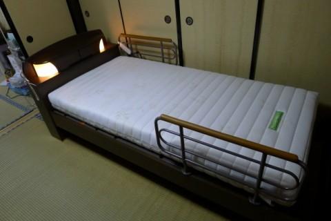 プロケア2モーター宮付ベッド
