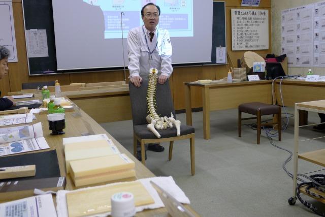 岐阜カリモク株式会社内 すわり心地研修
