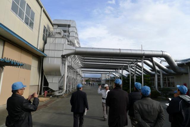 岐阜カリモク株式会社 工場見学
