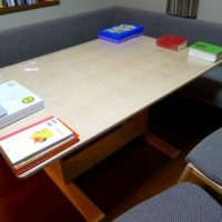 カリモク DU4760 ダイニングテーブル