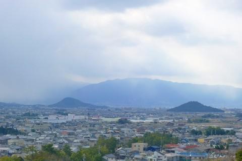 奈良 畝傍山 香久山
