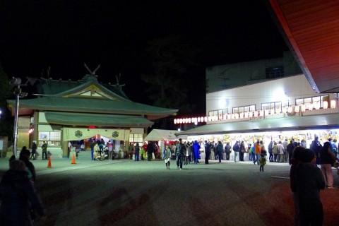 岸和田戎神社 社殿