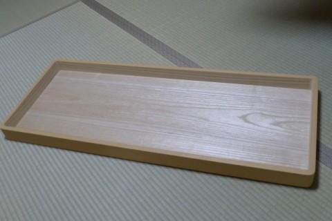 総桐焼桐時代衣装箪笥 盆内部 国産桐材の艶