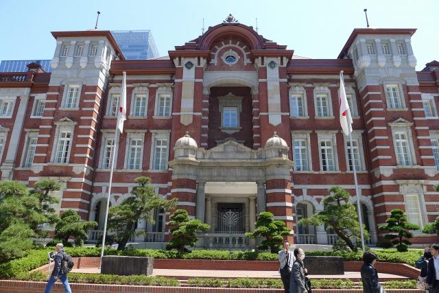 新しい 東京駅