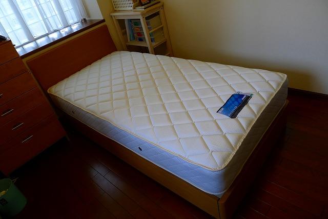 アイシン精機のASLEEP Bedのシングル 引出し付 ナチュラル色 2