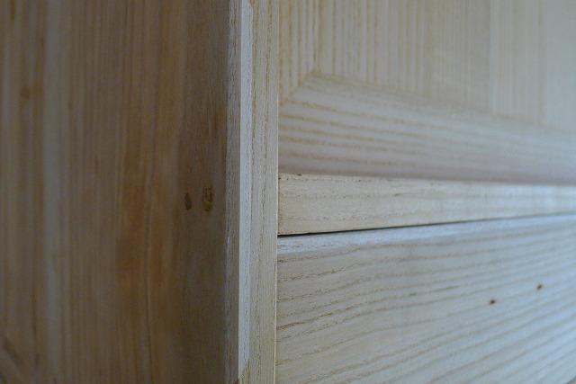 修理後の桐たんすのお写真 入れ木修理