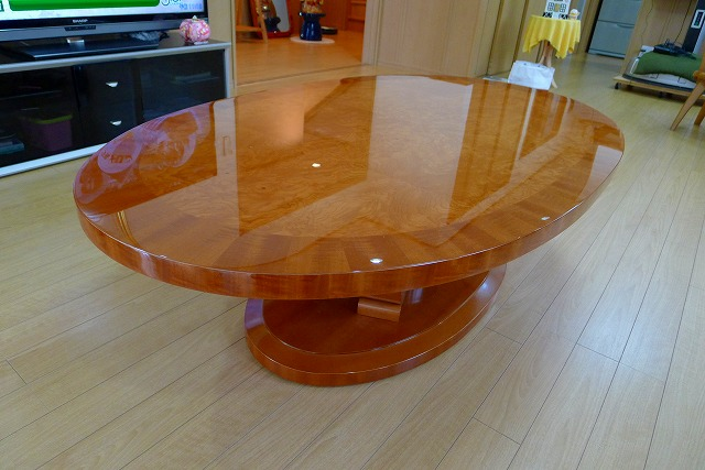 カリモク ドマニ DOMANI AUBU(オーブ)THB500HGセンターテーブル