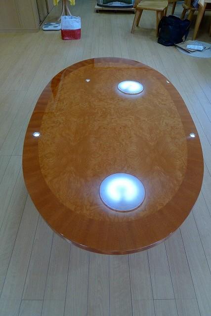 カリモク ドマニ DOMANI AUBU(オーブ)THB500HGセンターテーブル4