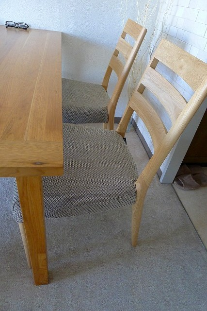 カリモク食堂椅子CT6165