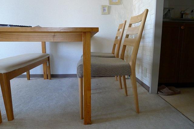 カリモク食堂椅子CT6165  2