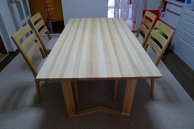 カリモク LDテーブル DU5660HE