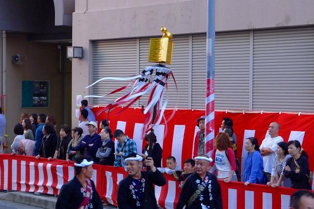 岸和田尾生町(おぶちょう)の纏