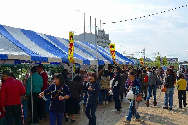 2013年 岸和田産業フェアーの出展ブース