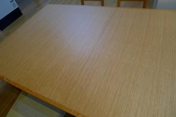 ダイニングテーブルDT7473MSのナッツシェル色