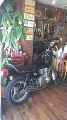 スズキ GSX-750のバイク