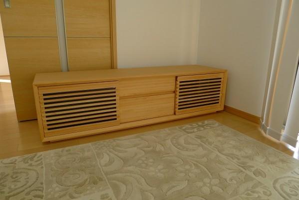 カリモク家具 テレビボードQU5088P001の写真
