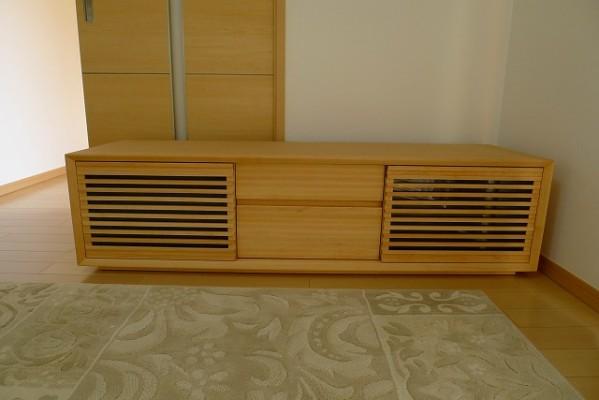カリモク家具 テレビボードQU5088P001