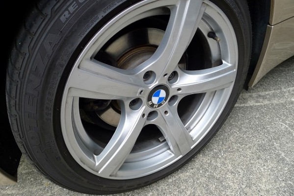 BMW Z4のホイール&タイヤ