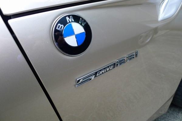BMW Z4のエンブレム