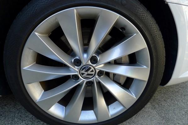 Volkswagen CCのホィール