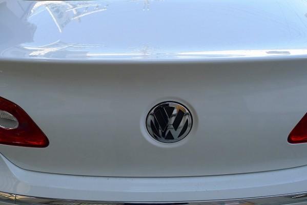 Volkswagen CCのリアデザイン