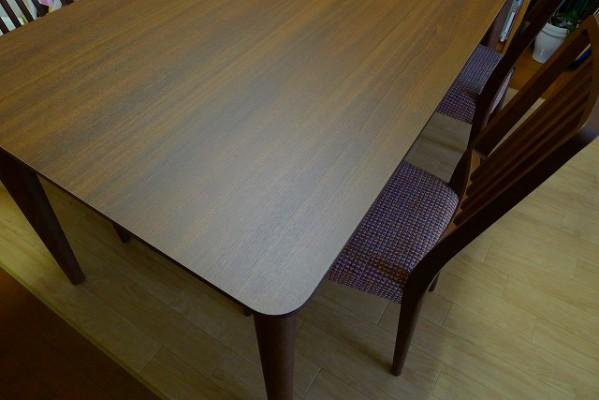カリモク家具 ダイニングテーブルDA5150NJの天板