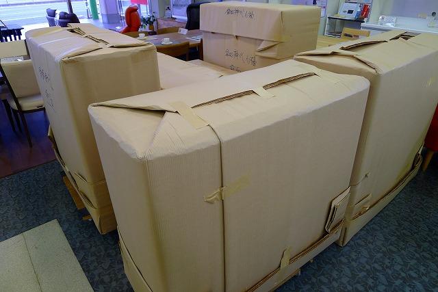こだわりの大阪泉州桐箪笥の出荷のご紹介です。