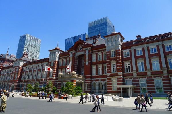 今日が、JR東京駅が、100周年の記念日です。