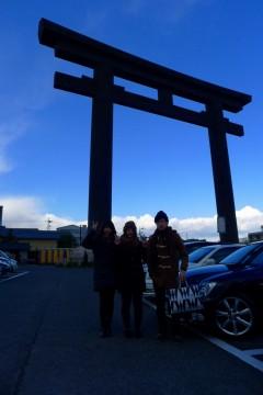 今年も奈良 桜井市の大三輪神社様へ参拝に行きました。
