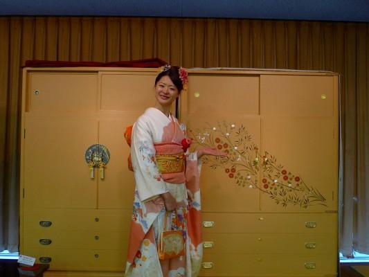 家具屋姫(かぐや姫)の成人式ございました。