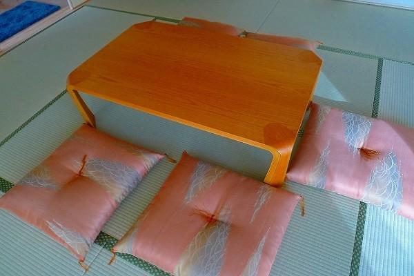 天童木工の座卓 S-0228KY-ST