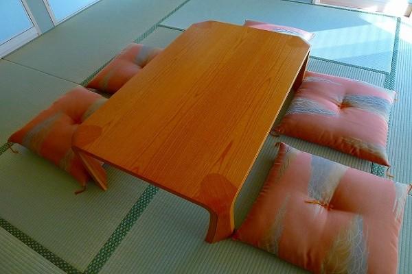 天童木工の座卓 S-0228KY-ST 2