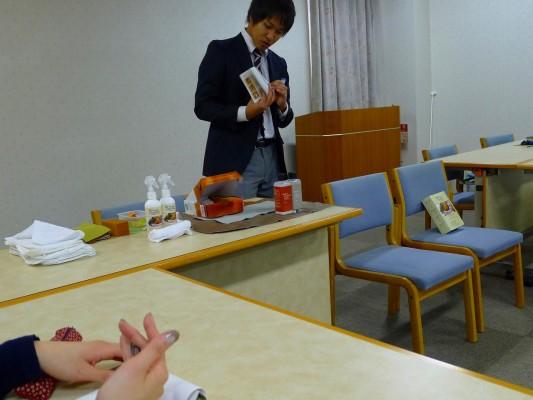 カリモクマイスターセミナーに参加してきました。