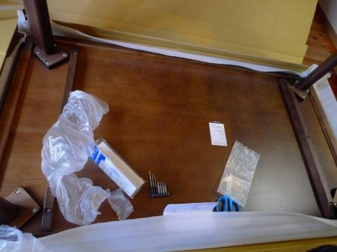 京都府のH様にカリモク家具のダイニングセットをお届けいたしました。